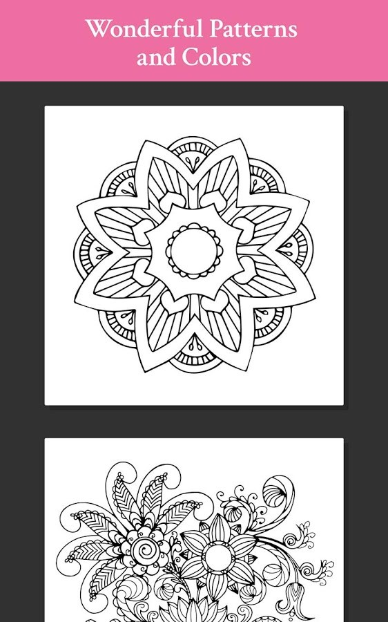 Free Coloring Book For Adults Download