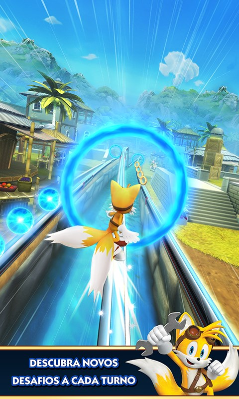 Android – Sonic Dash 2: Sonic Boom