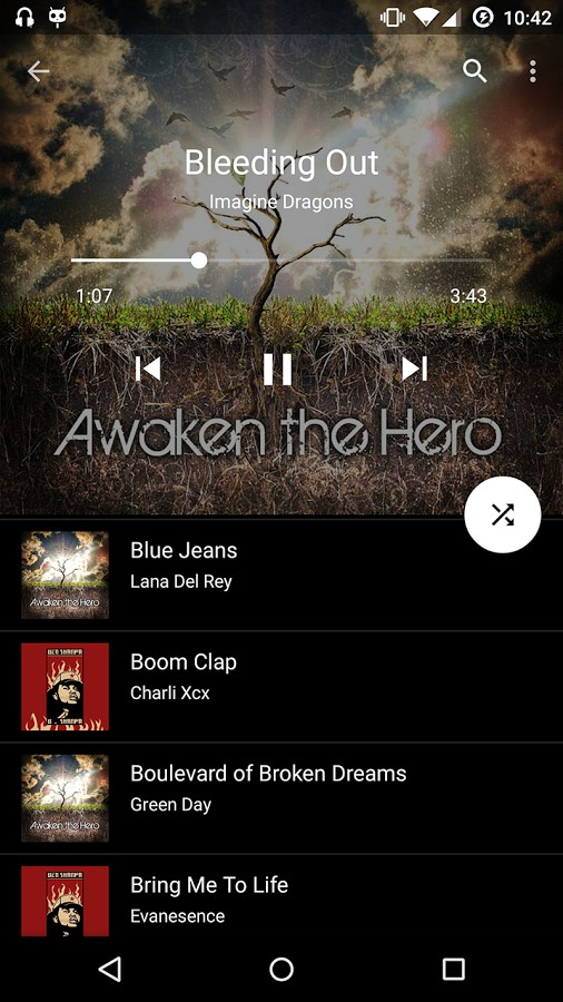 Timber Music Player Download