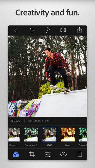 Adobe Photoshop Express - Imagem 1 do software