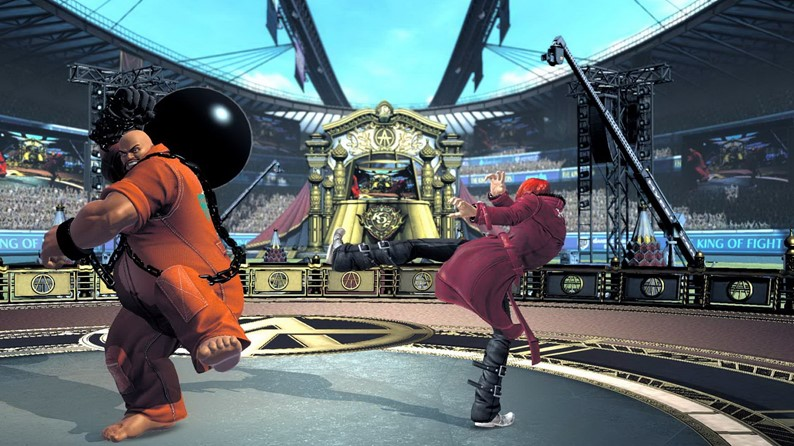 Leona e Chang estão de volta em The King of Fighters XIV ZGB Start