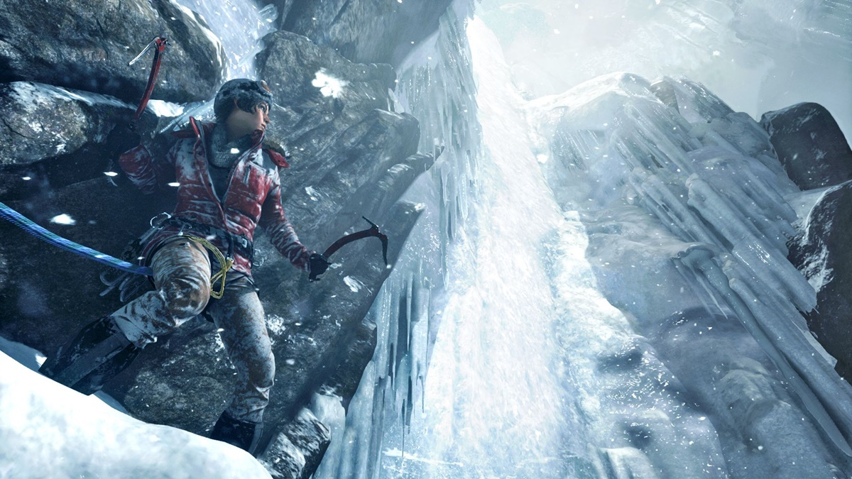 Análise do Rise of the Tomb Raider