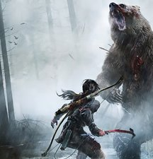 Imagem de Rise of the Tomb Raider no TecMundo Games
