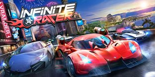 Infinite Racer - Dash & Dodge