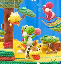Imagem de Yoshi's Woolly World no TecMundo Games