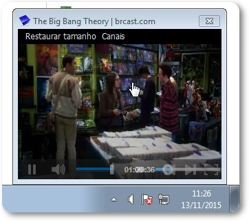 Megacubo - Imagem 2 do software