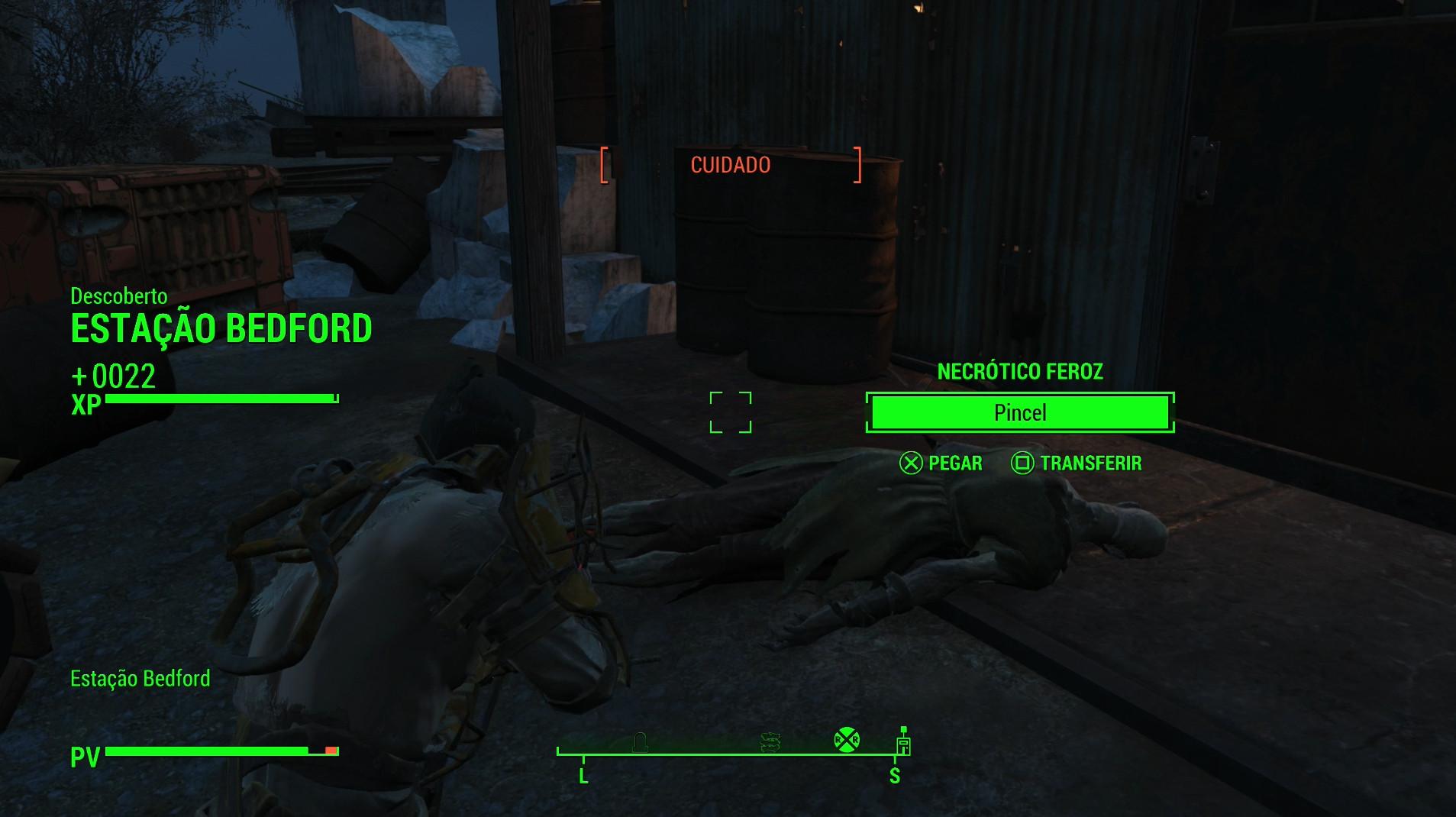Análise do Fallout 4