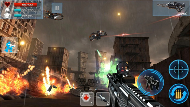 Enemy Strike 2 - Imagem 1 do software