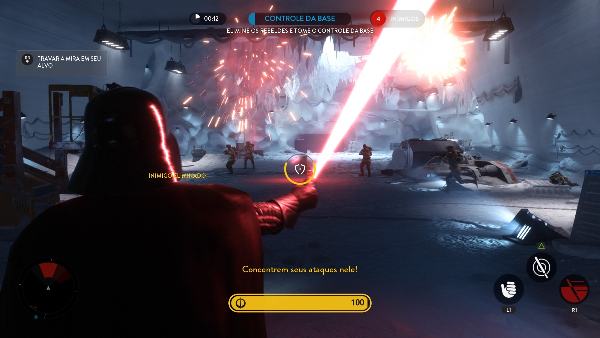 Análise do Star Wars Battlefront ZGB