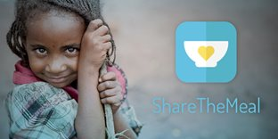 ShareTheMeal – Help children