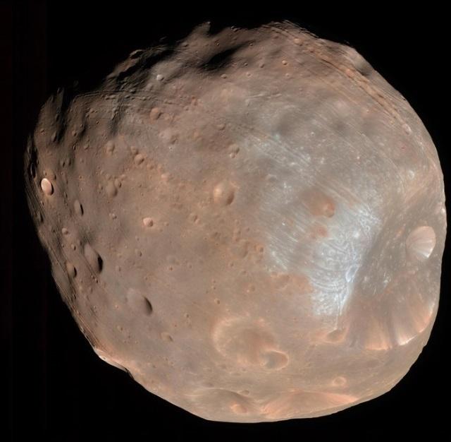 Marte poderá se tornar um planeta com anéis como Saturno