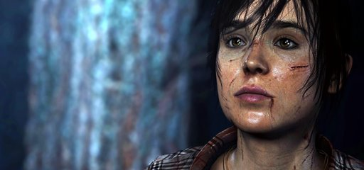 Vídeo compara versões de Beyond: Two Souls para PS3 e PS4