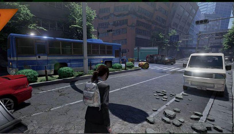 Cancelado para o PS3, Disaster Report 4 voltou a ser produzido para o PS4