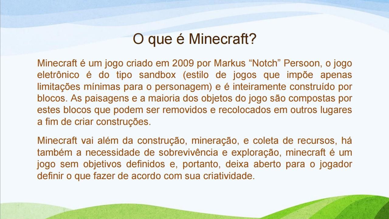 Quer começar a jogar Minecraft? Dê uma olhada neste guia para iniciantes