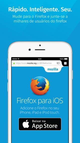 Navegador web Firefox - Imagem 1 do software