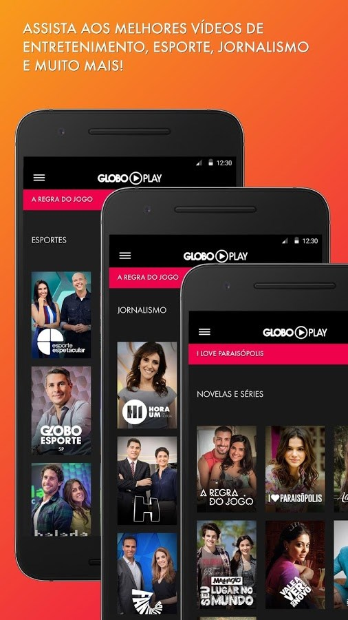 Globo Play - Imagem 2 do software
