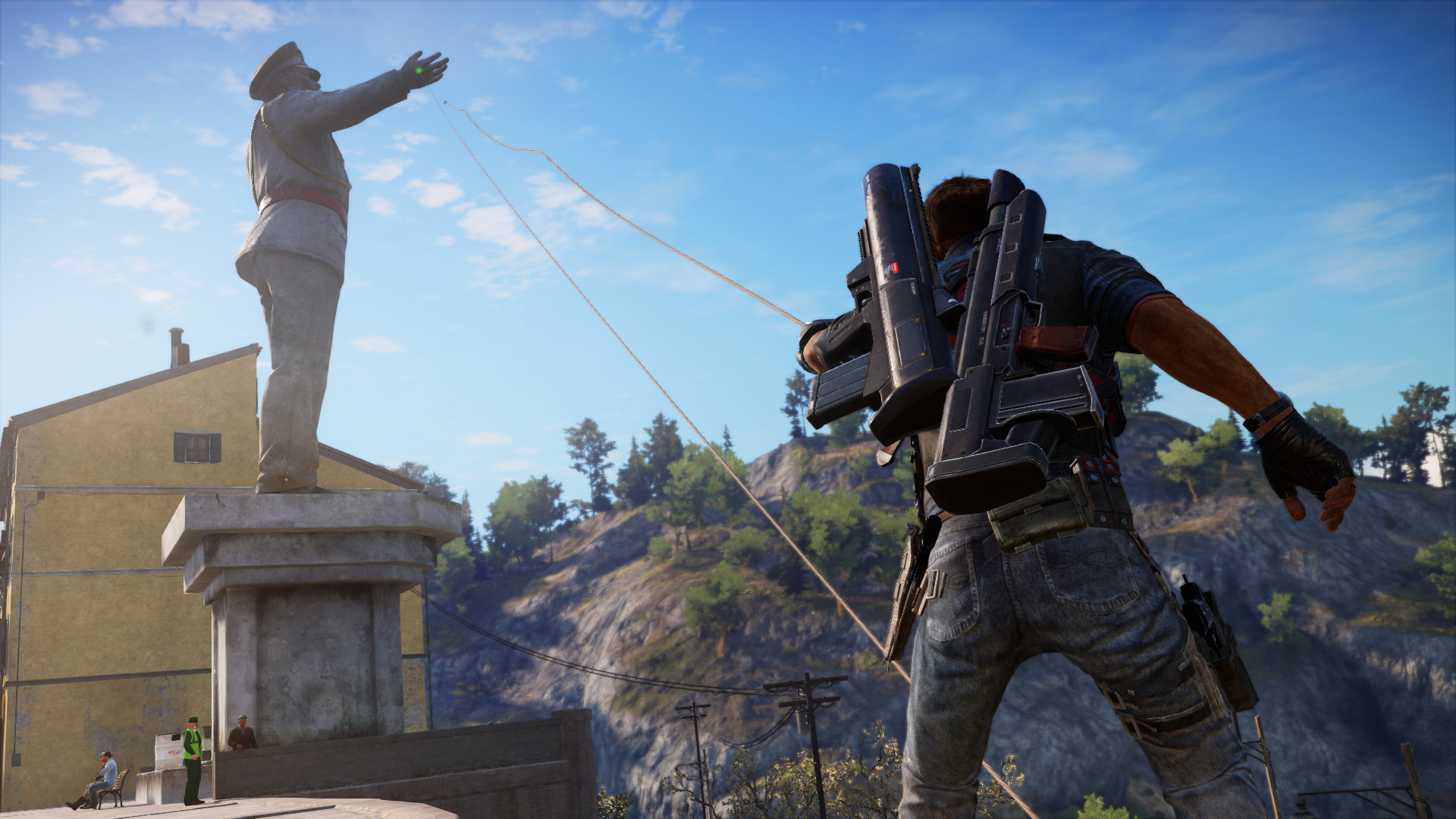 Análise do Just Cause 3
