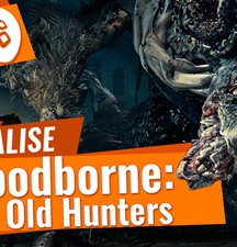 Imagem de Bloodborne: The Old Hunters no TecMundo Games