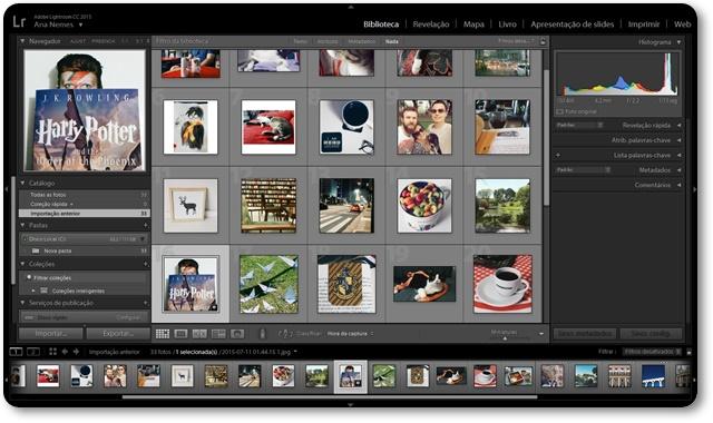 Adobe Photoshop Lightroom - Imagem 1 do software
