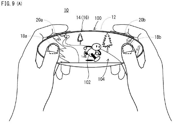 Será? Vazam imagens do possível controle do novo video game da Nintendo