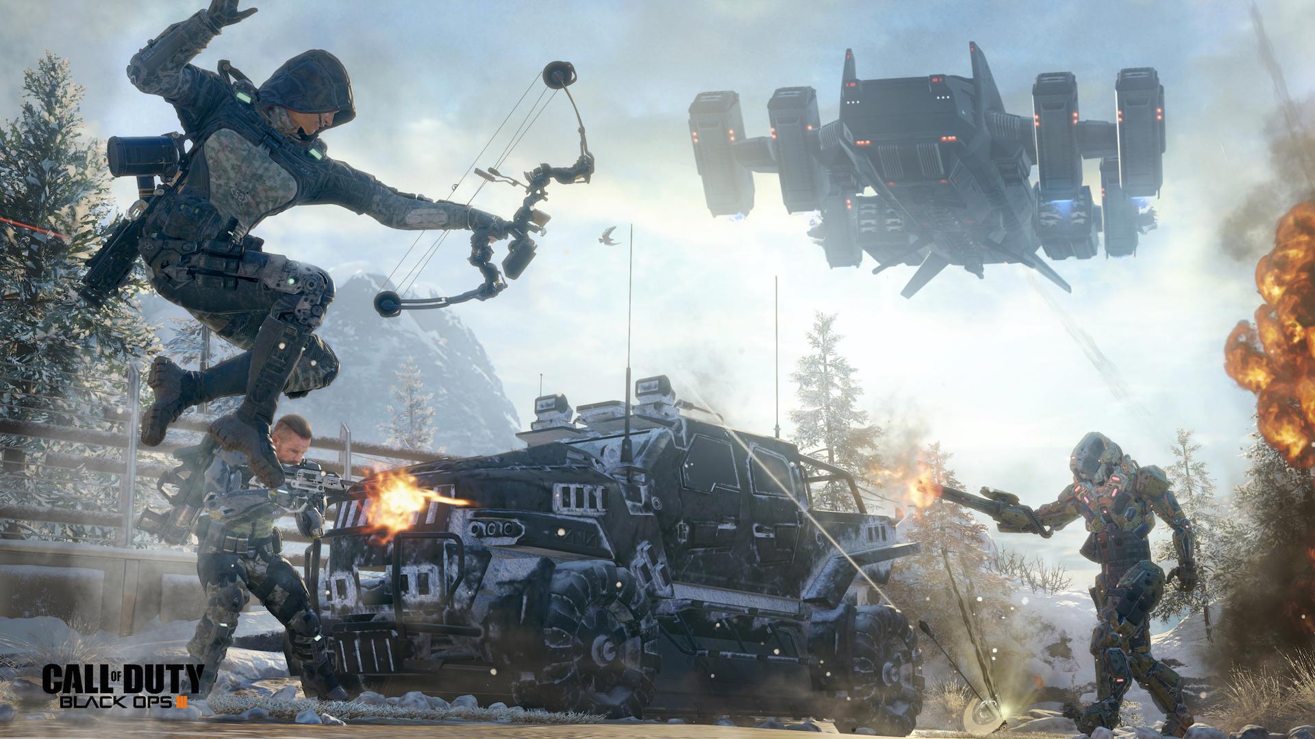 Com Call of Duty Points, CoD: Black Ops 3 passa a ter microtransação