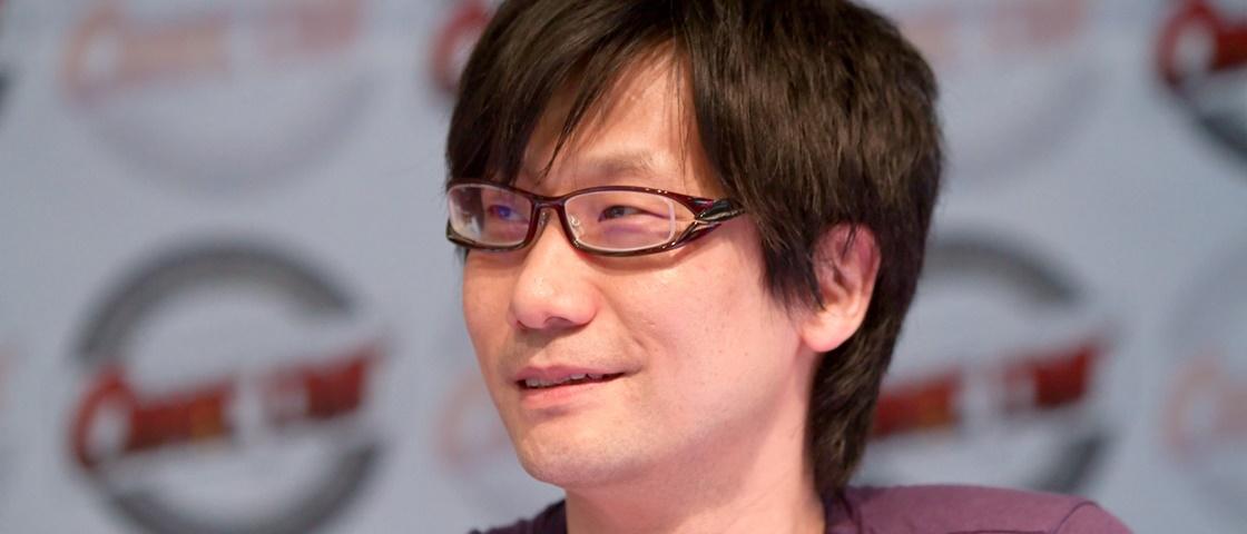 Kojima deixou oficialmente a Konami hoje (15) e vai formar novo estúdio