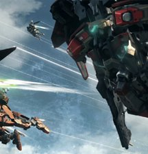 Imagem de Xenoblade Chronicles X no TecMundo Games