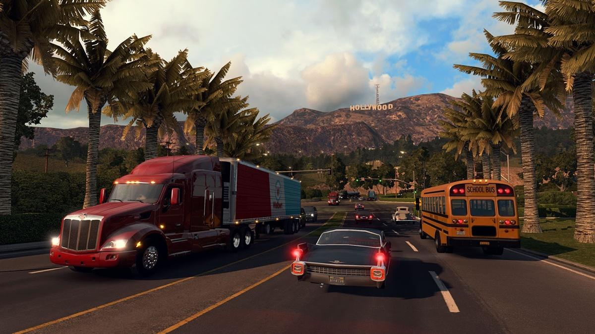 É a vez dos EUA! American Truck Simulator será lançado em fevereiro de 2016