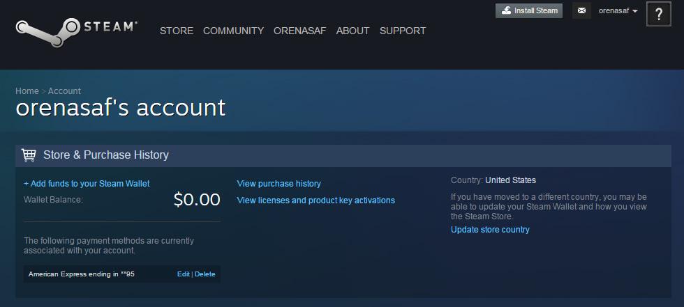 Alerta! Bug no Steam expôe senhas, emails e cartões dos usuários