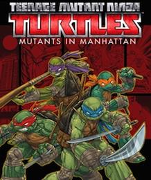 Veja a primeira imagem conceitual do novo game das Tartarugas Ninja