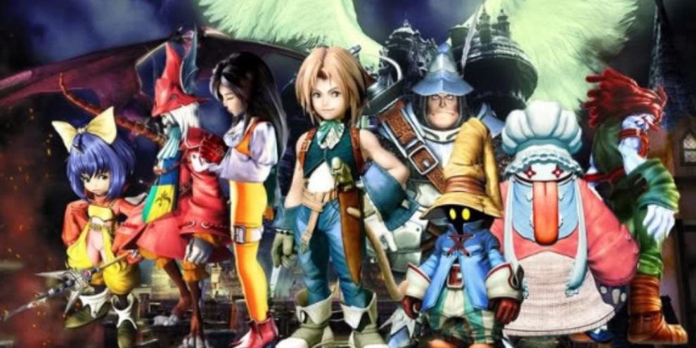 Final Fantasy 9 será relançado para PC e mobile em 2016