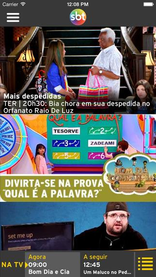 TV SBT - Imagem 1 do software
