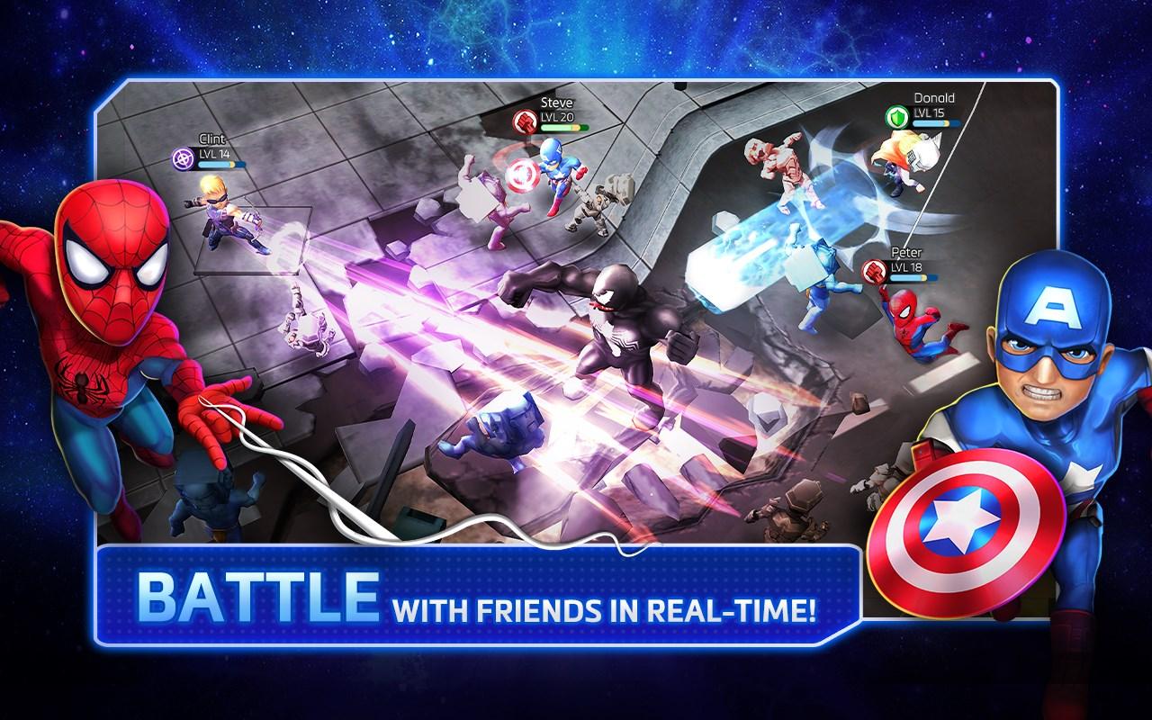 Marvel Mighty Heroes - Imagem 1 do software