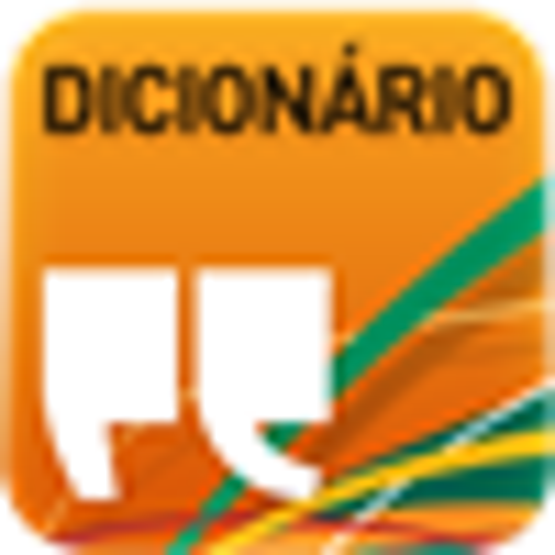 Logo Dicionário Língua Portuguesa (Acordo Ortográfico) ícone