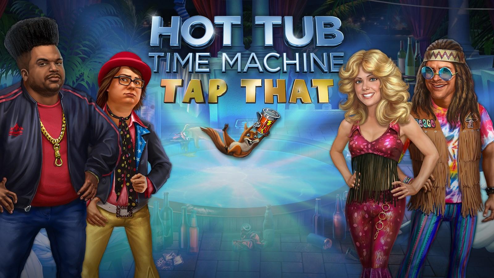 Hot Tub Time Machine 2010 Hindi