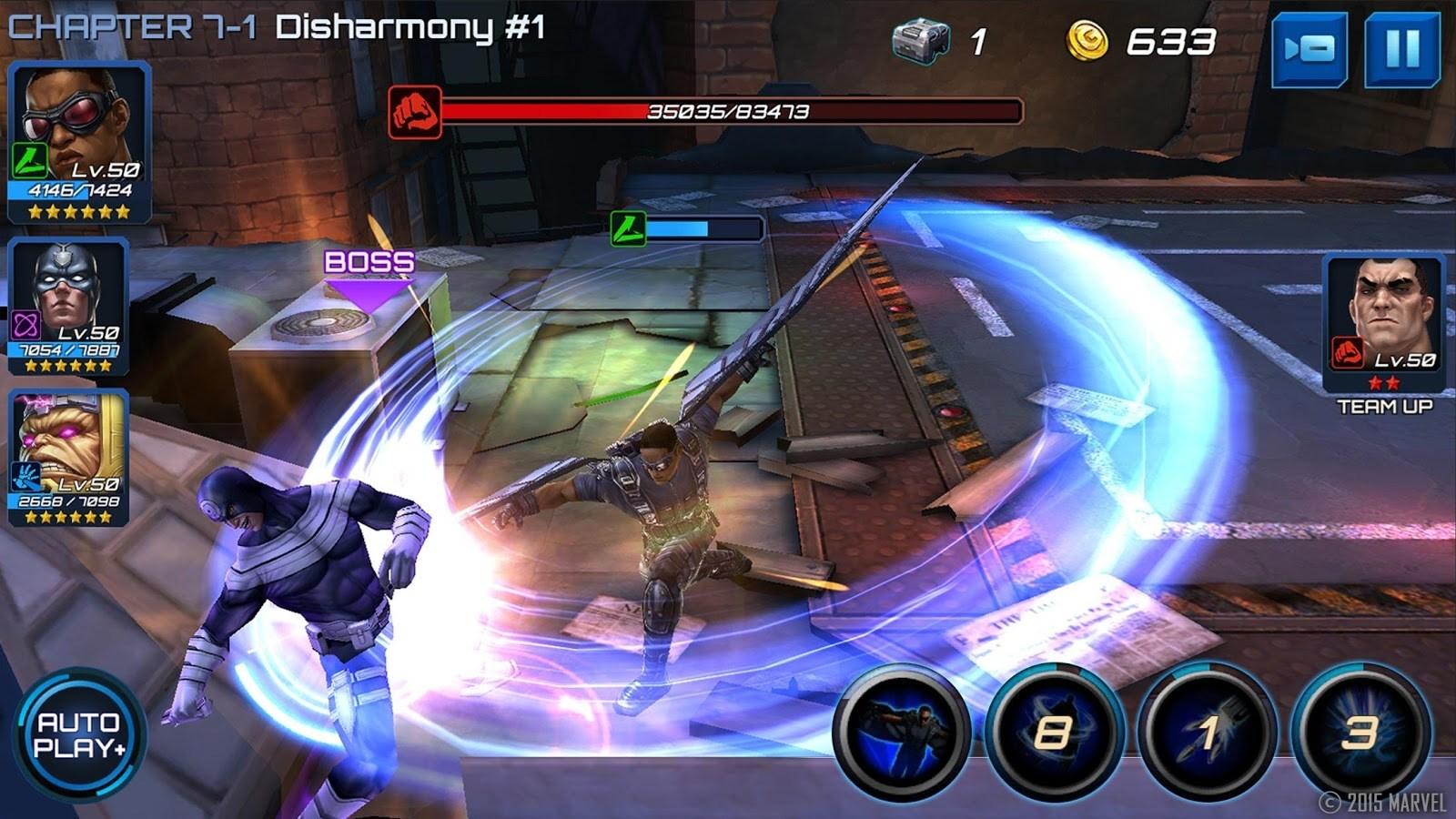 MARVEL Future Fight - Imagem 1 do software