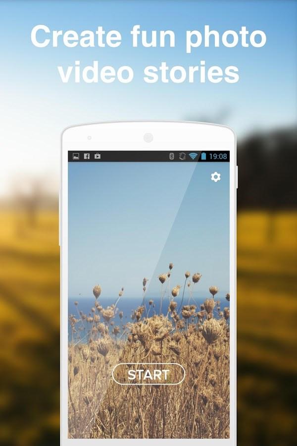Pixgram – Slideshow musicado - Imagem 1 do software