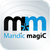 Logo Mandic magiC ícone