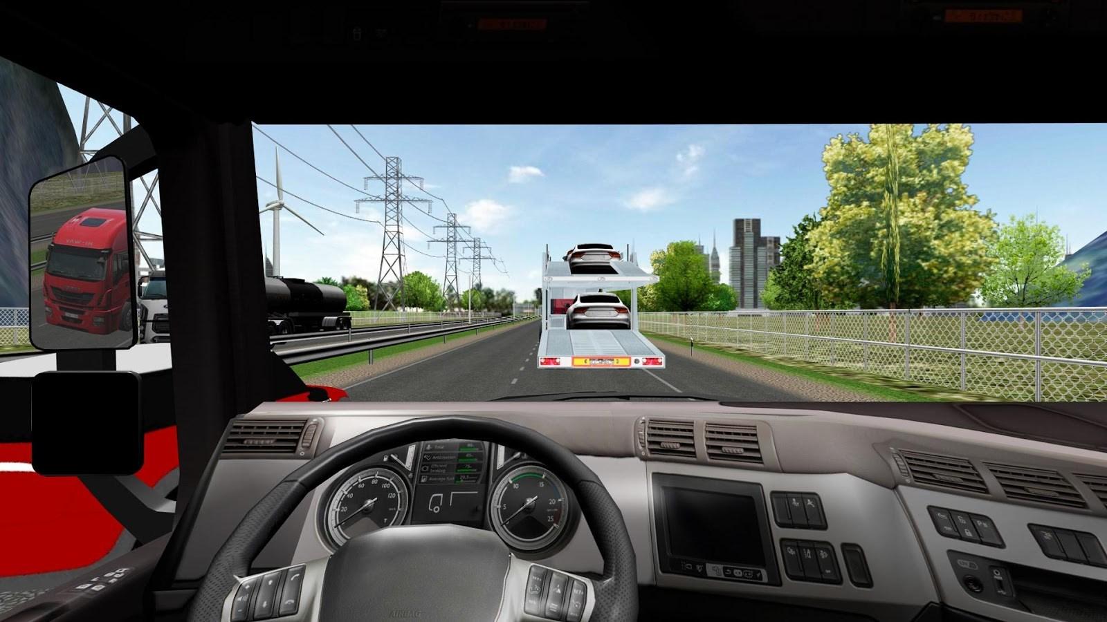 Euro Car Simulator  Download For Pc