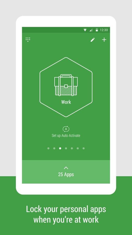 Hexlock - The Smart App Locker - Imagem 2 do software