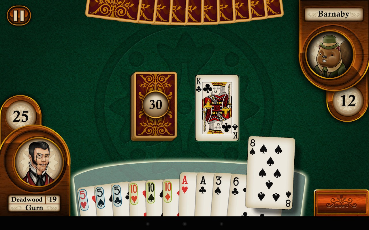 how to start gin rummy