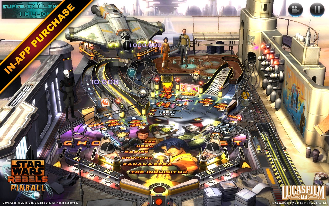 Get Star Wars™ Pinball 7 7.0 Apk For Android | AAPKS All ...