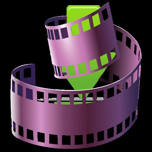 Logo Video Downloader Viz ícone
