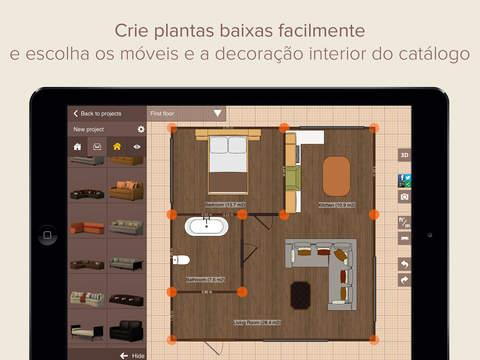 Planner 5d home design download for Creare planimetrie
