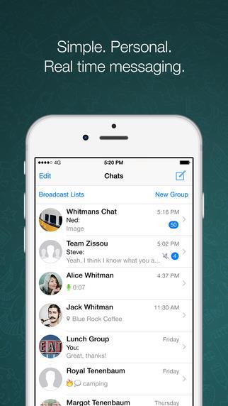 WhatsApp - Imagem 2 do software