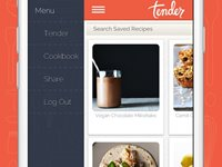 Imagem 8 do Tender - Food and Recipes
