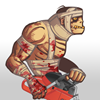 Zombie Warrior Man 18+ 1.1.3