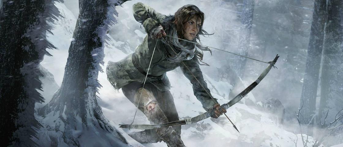 Sucesso: Rise of the Tomb Raider já vendeu 1 milhão de unidades