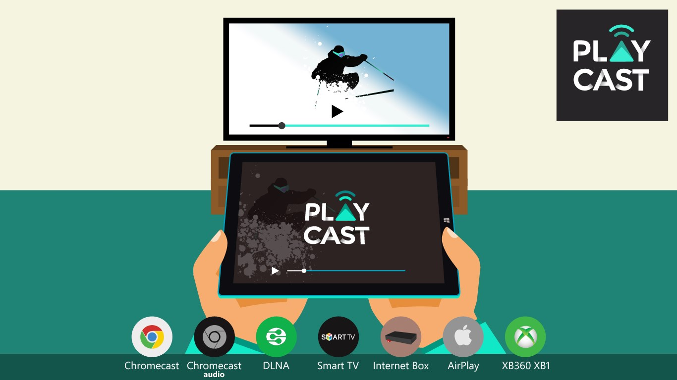 Playcast - Imagem 1 do software