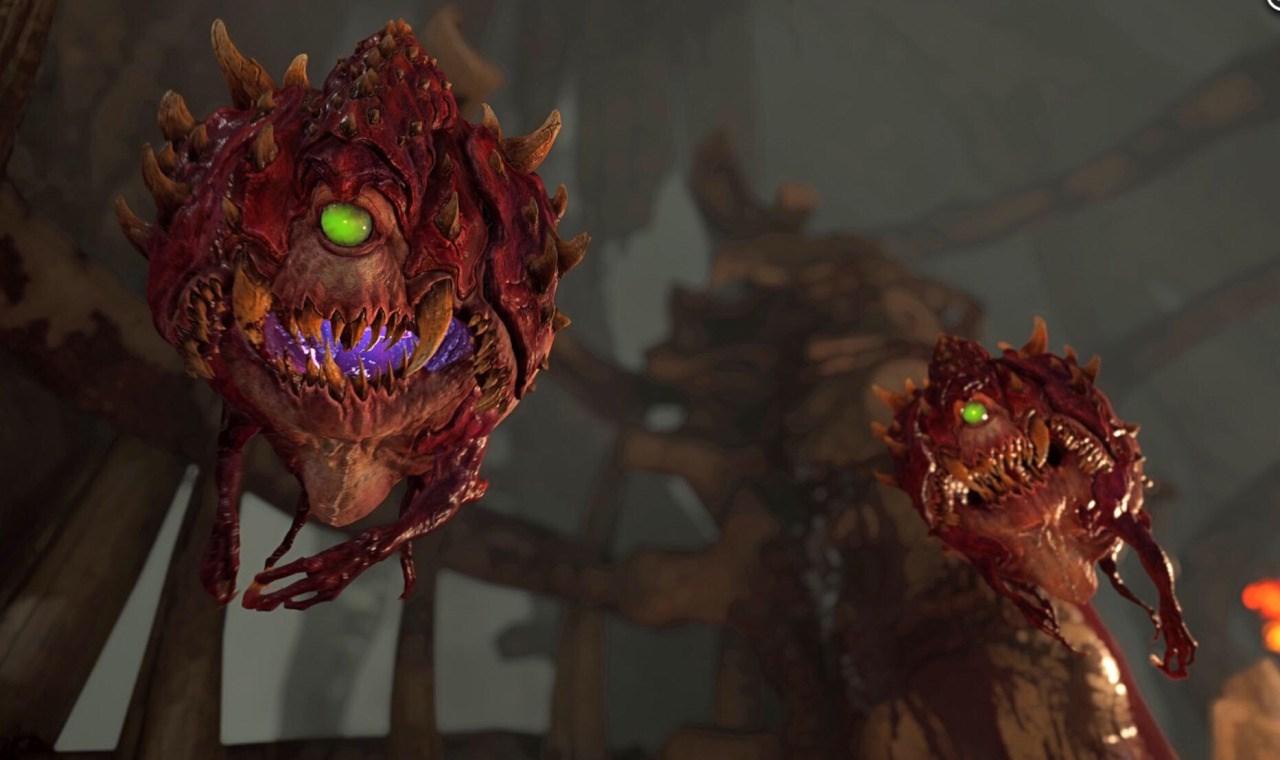 Revista detalha história, multiplayer e outros aspectos de Doom